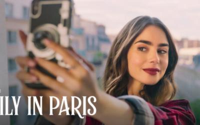 Bonjour mon amour! 5 redenen waarom jij Emily in Paris wil zien